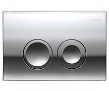 Delta 21 Смывная клавиша, пластик, хром глянц.