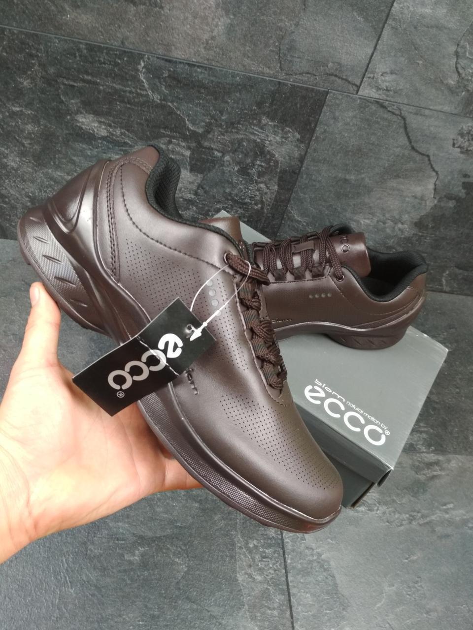 74c9b843 Мужские кроссовки в стиле Ecco Biom, коричневые , цена 1 070 грн ...