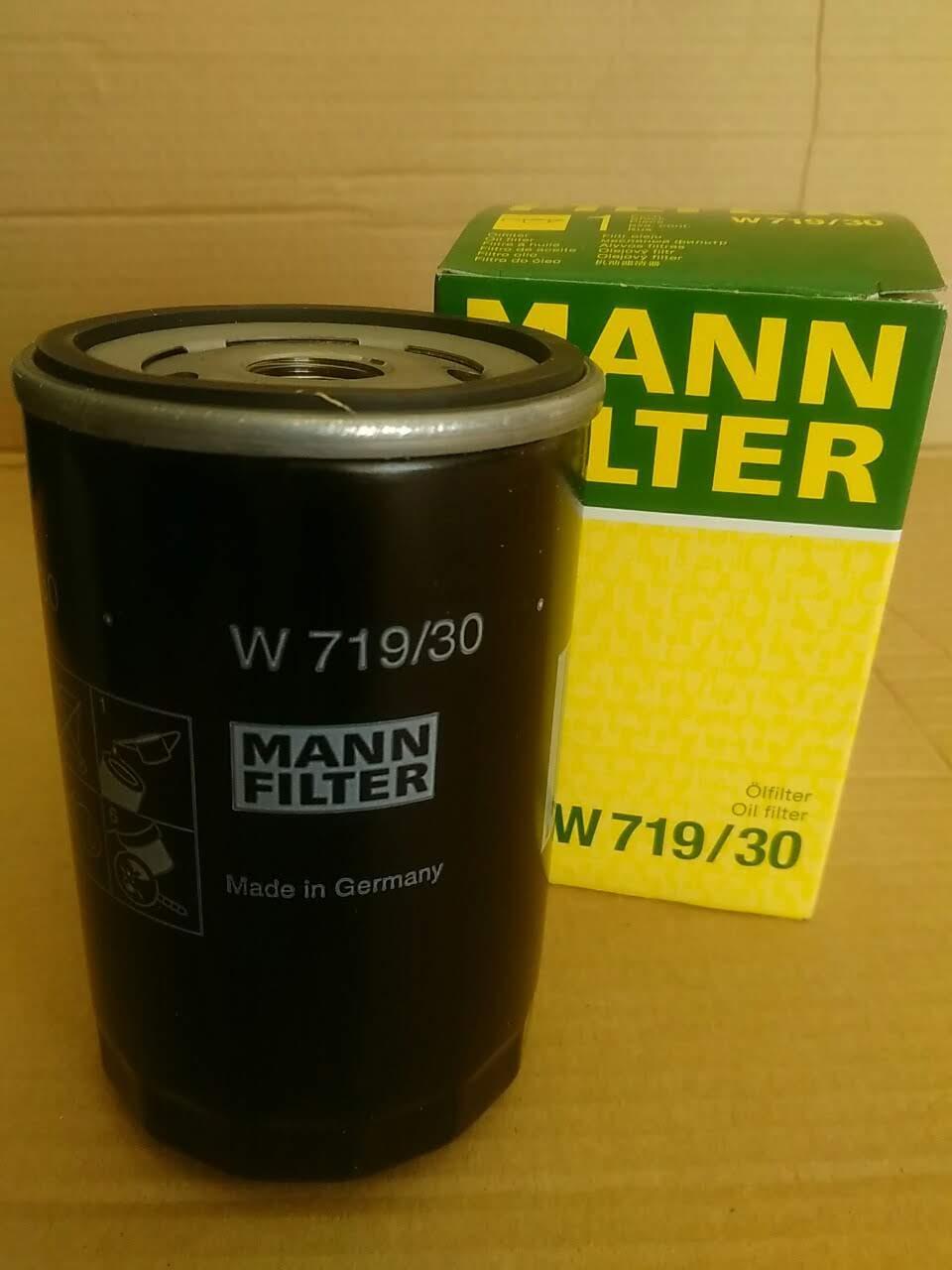 MANN W 719/30 фильтр масляный/ фільтр оливний