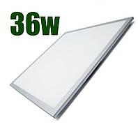 Світлодіодна панель-36Вт (595*595*9mm) 6400K 2700 люмен + лед драйвер