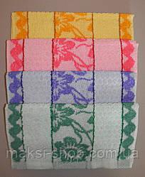 Полотенце кухонное для рук махра 75х35 см (Q-409)