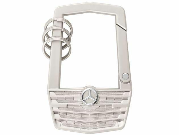 Брелок Mercedes-Benz Key Ring Actros Trucks, Silver, (B67871175)