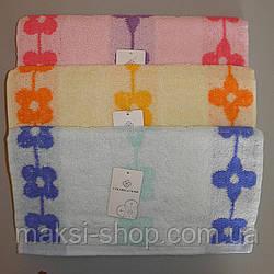 Полотенце кухонное для рук махра 75х35 см (Q-410)