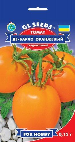 Семена Томат Де-барао оранжевый 0,15г For Hobby