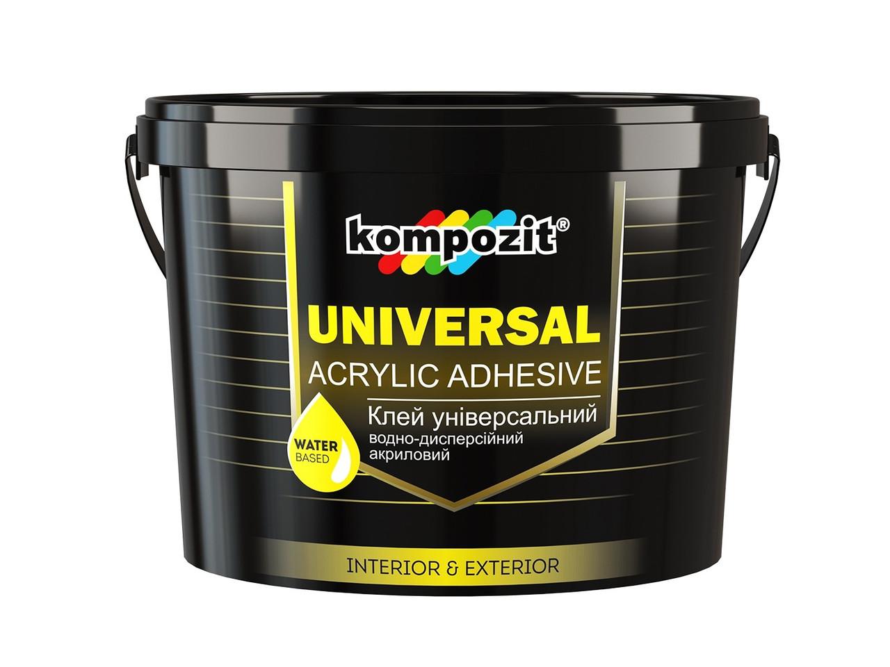 Клей акриловий Universal КОМПОЗИТ 12 кг