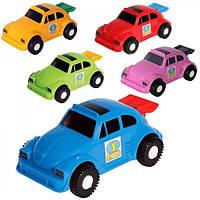 Іграшка Wader Авто-гарбуз 39012, 25х12х12 см