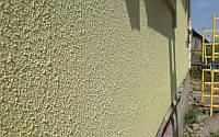 Покраска зданий структурными красками
