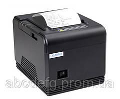 Принтер чеков Xprinter XP-Q800 (USB + RS-232 + Ethernet)