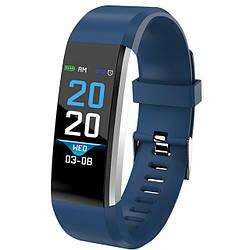 Фитнес браслет Smart Band BANGWEI ID115 Blue