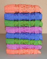 Полотенце для рук и лица махровое 95х45 см (Q-414)