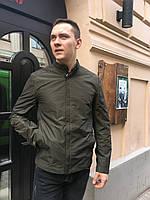 Ветровка куртка бомбер Мужская легкая короткая молодежная весна лето