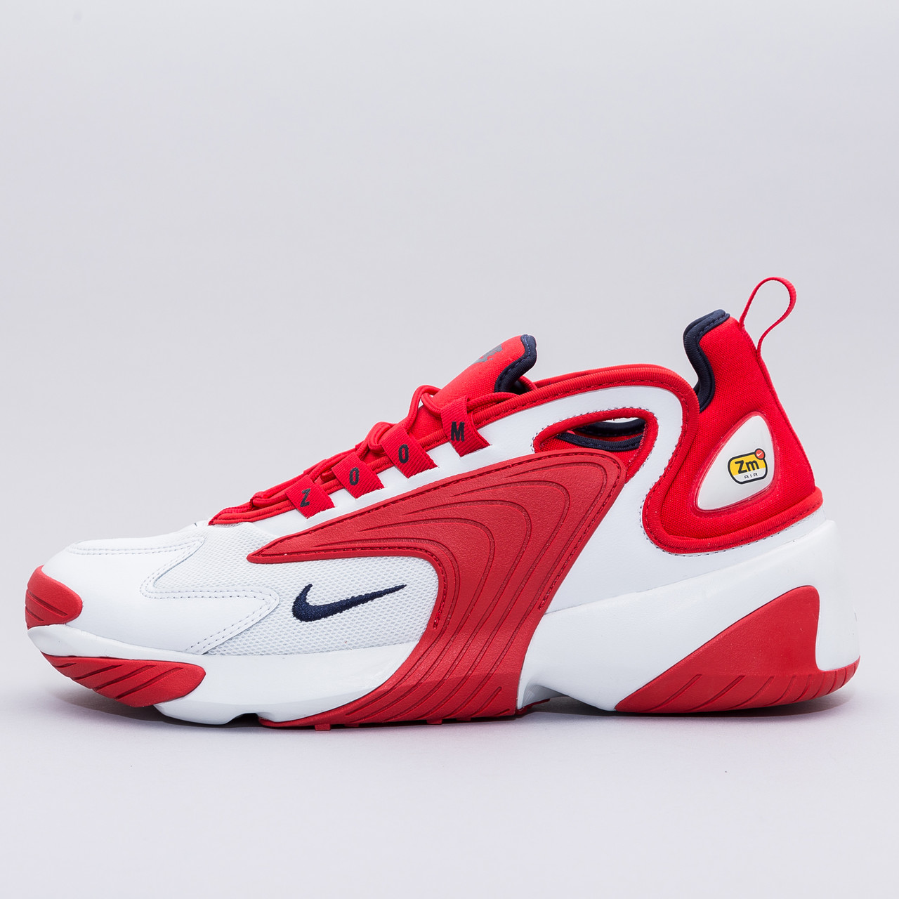 """Кроссовки Nike Zoom 2K AO0269-102 """"Красные\Белые"""""""