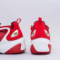 """Кроссовки Nike Zoom 2K AO0269-102 """"Красные\Белые"""", фото 3"""