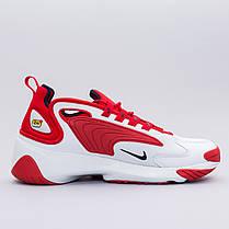 """Кроссовки Nike Zoom 2K AO0269-102 """"Красные\Белые"""", фото 2"""