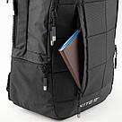 Рюкзак спортивный Kite Sport 560 г 48x35x13 см 20 л Черный (K19-834L-1), фото 8
