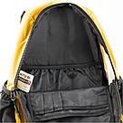 Рюкзак спортивный Kite Sport 600 г 47x36x18 см 20,5 л Желтый (K19-842L-1), фото 5