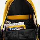 Рюкзак спортивный Kite Sport 600 г 47x36x18 см 20,5 л Желтый (K19-842L-1), фото 4
