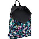 Рюкзак спортивный Kite Sport 385 г 42,5x11,5x32 см 17 л Черный (K19-920L-2), фото 2