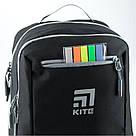 Рюкзак спортивный Kite Sport 500 г 46x30x13 см 26,25 л Черный (K19-939L-2), фото 6