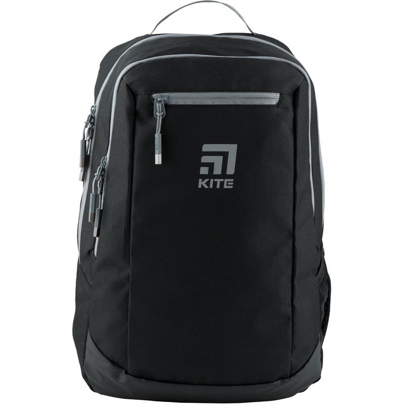 Рюкзак спортивный Kite Sport 500 г 46x30x13 см 26,25 л Черный (K19-939L-2)