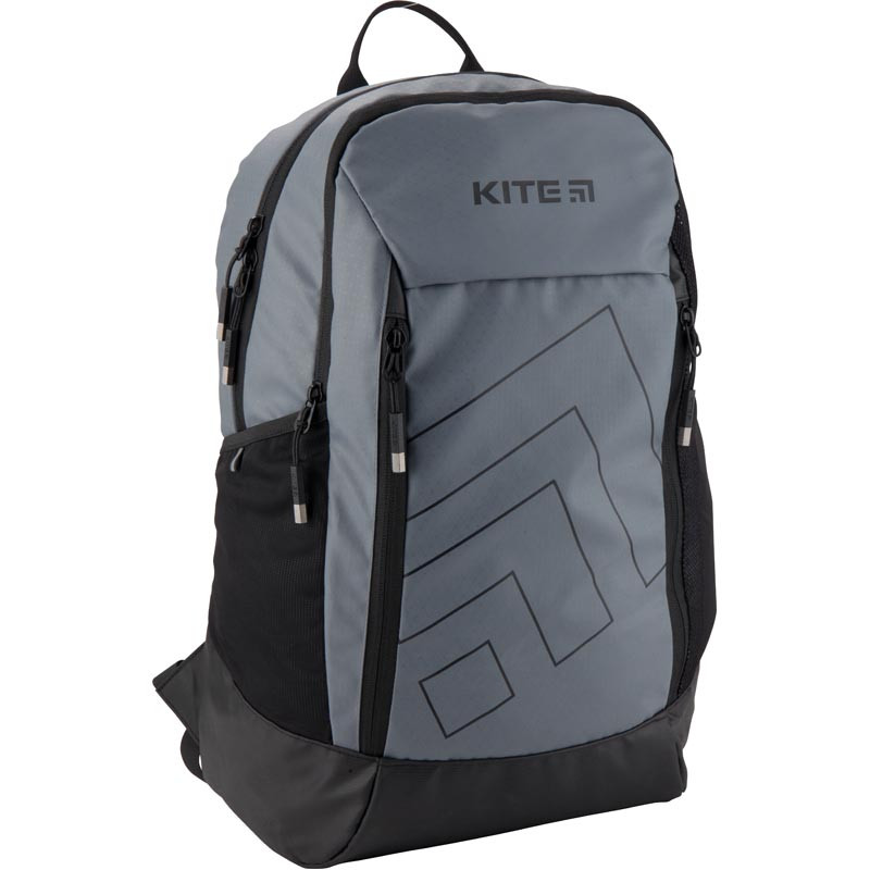 Рюкзак спортивный Kite Sport 620 г 49x34x16 см 30,5 л Серый (K19-914XL-2)