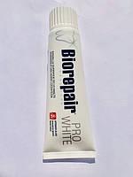 """Зубная паста """"Отбеливание и защита от кариеса"""" BioRepair ProWhite total care, 75 мл, Италия"""