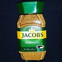 Кава розчина Jacobs  Krönung 100% арабіка 200 г Угорщина