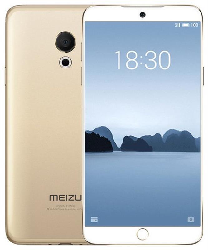 Смартфон Meizu 15 Lite 4/64GB Dual Sim EU Gold_