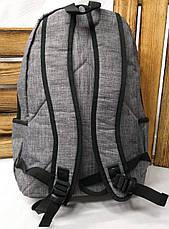 Спортивный прочный рюкзак из непромокаемого материала, на 3 отдела, фото 3