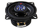 """Автомобильные динамики Megavox MCS-4543SR 10 см динамики 4"""" 200 Вт автозвук качественные колонки, фото 4"""