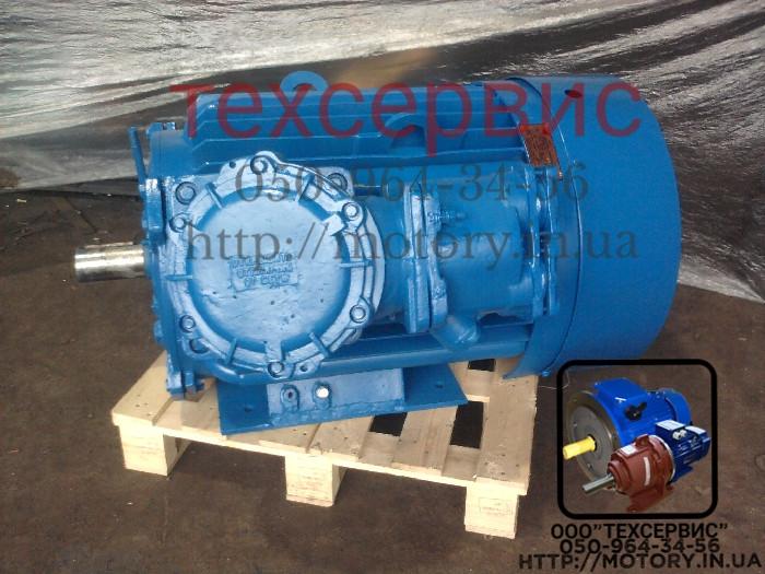 Электродвигатель взрывозащищенный ВАО 2- 280L4 200 кВт 1500 об/мин