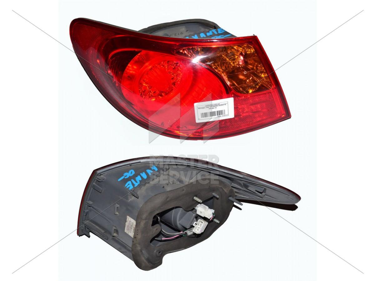 Фонарь для Hyundai Avante HD 2006-2010 924012H500, 924112H500