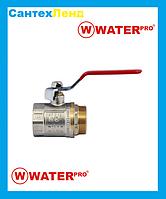 Кран Кульовий 1-1/2 Water Pro DN 40 PN 20 ГШР