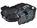 Замок двери для Mazda 3 2003-2009 3N6AA26412CN, BP4P72310C
