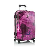 Чемодан Heys USA Vintage Traveler D1161 Pink