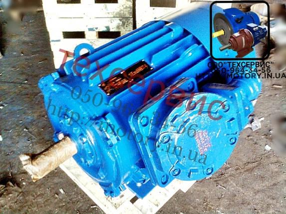 Электродвигатель взрывозащищенный ВАО280 75 кВт 600 об/мин (75/600), фото 2