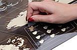 Шоколадная скретч карта мира 3-в-1 My Map Chocolate Edition ENG для любителей кофе и шоколада, фото 6