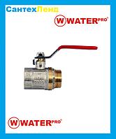 Кран Кульовий 1 Water Pro DN 25 PN 20 ГШР