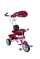 Трехколесный велосипед LORELLI B301B RED/WHITE