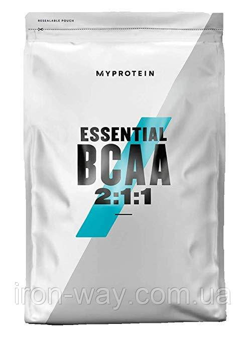 MyProtein Essential BCAA 2:1:1 500 g (Тропические фрукты)