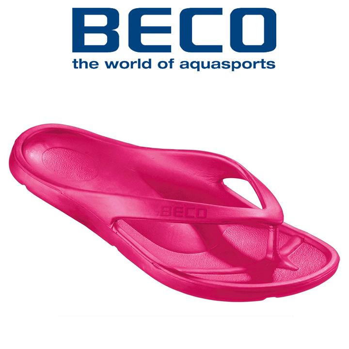 Вьетнамки женские BECO 90320 5 красный