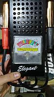 Тестер АКБ Elegant 100490  6/12V 300-500 A-ч стрелка индик метал
