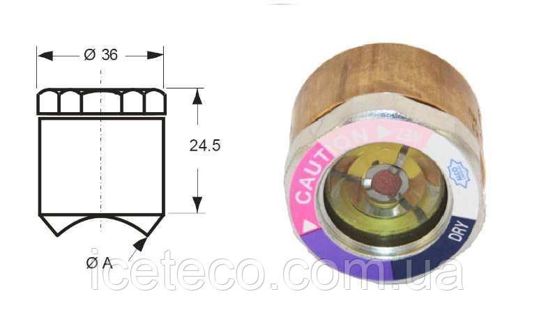Индикаторы влажности AMI 3 S11 (805648) Alco controls