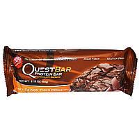 Протеиновый батончик Quest Bar Protein Bar (60 g chocolate brownie)
