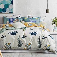 Комплект постельного белья Plants (двуспальный-евро), фото 1