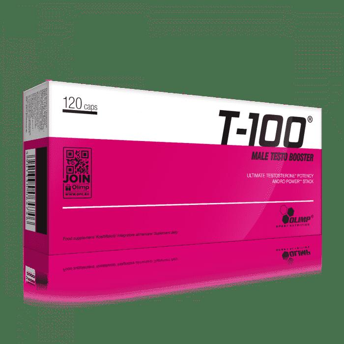 OLIMP T-100 LTD Edition 120 caps Олимп т 100