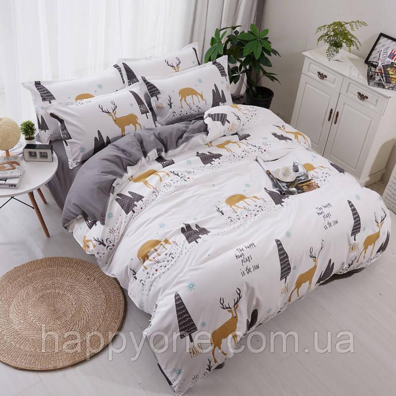 Комплект постельного белья Fawn (двуспальный-евро)