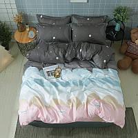 Комплект постельного белья Fluoras (двуспальный-евро), фото 1