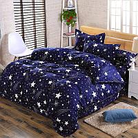 Комплект постельного белья Stars in the Sky (двуспальный-евро), фото 1