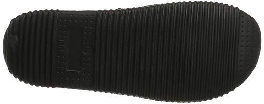 Тапочки массажные BECO 90601 011 чёрный/серебряный, фото 3